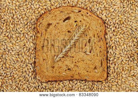 Barley On Bread