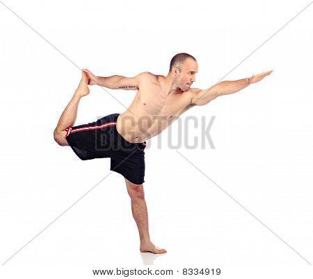 Yoga guy
