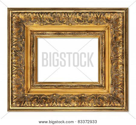 Gold Picture Frame