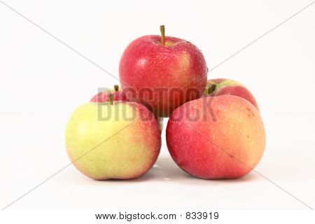 Stack of Apples