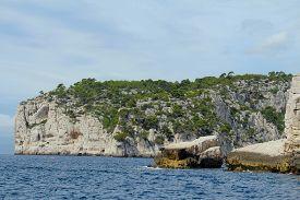 Mediterranean Cliff