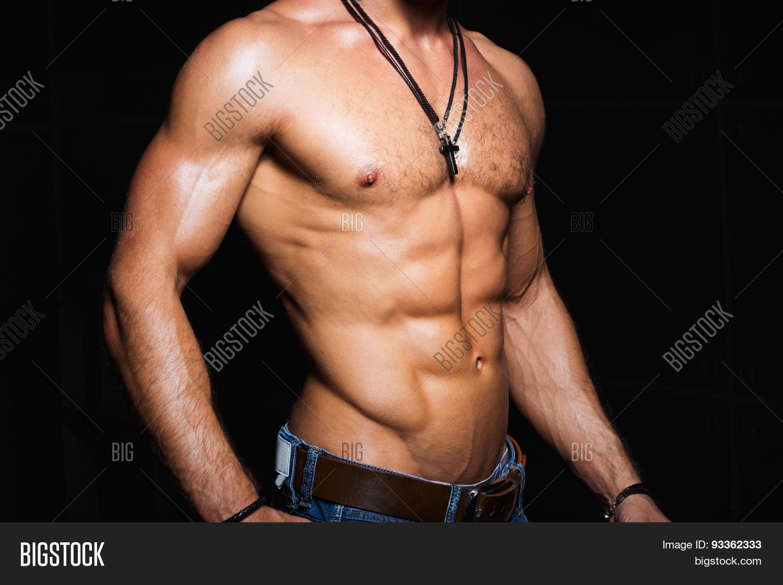 Muscular Sexy Torso Image Photo Free Trial Bigstock