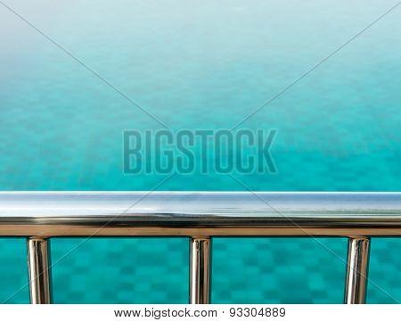Poolside Railings