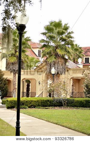 Park In Gainesville Florida Vertical