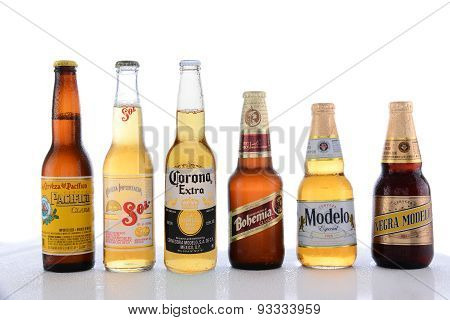 Popular Mexican Beers