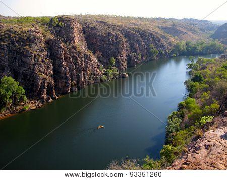 Katherine gorge, northern territory australia