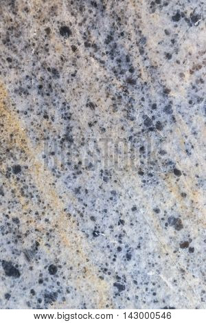 Close Up Of Marble With Natural Pattern.