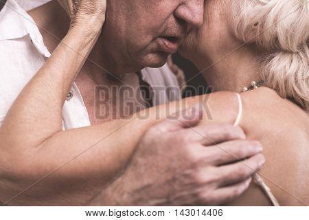 Elder Love Full Of Passion