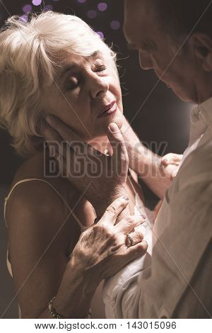 Amorous Love In Senior Adult Age