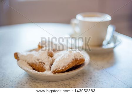 Beignets (french Style Donuts)
