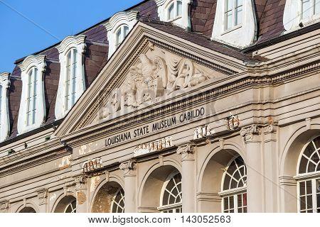 Louisiana State Museum Cabildo