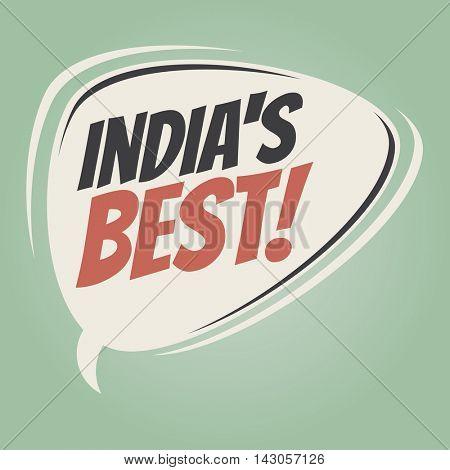 india's best retro cartoon balloon