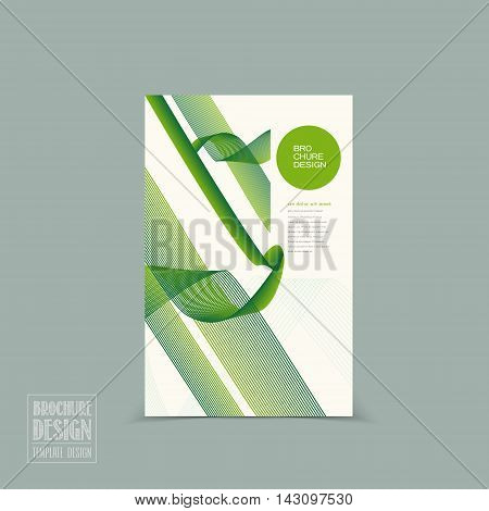 Simplicity Brochure Template Design