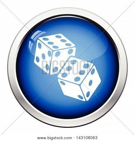 Craps Dice Icon