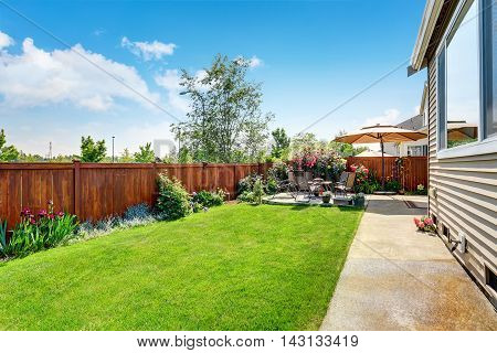 Beautiful Landscape Design For Backyard Garden And Patio Area