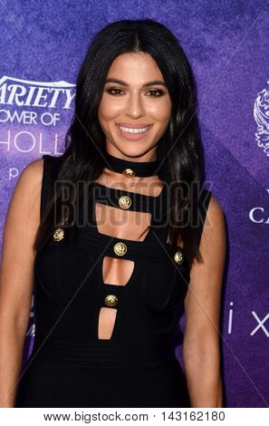 LOS ANGELES - AUG 16:  Teni Panosian at the Variety Power of Young Hollywood Event at the Neuehouse on August 16, 2016 in Los Angeles, CA