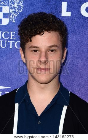 LOS ANGELES - AUG 16:  Nolan Gould at the Variety Power of Young Hollywood Event at the Neuehouse on August 16, 2016 in Los Angeles, CA