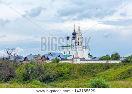 Ascension Church Of Alexander Monastery, Suzdal