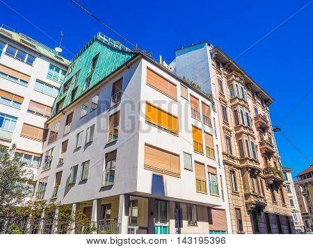 Via Verga 4, Milan (hdr)