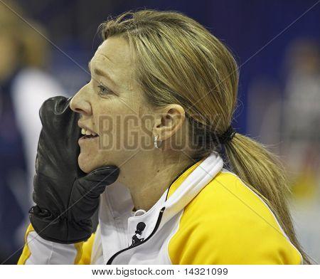 Scotties Curling Overton-Clapham Hand