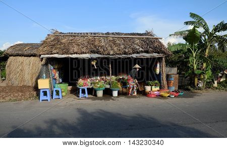 Food Stalls, Farmer Market