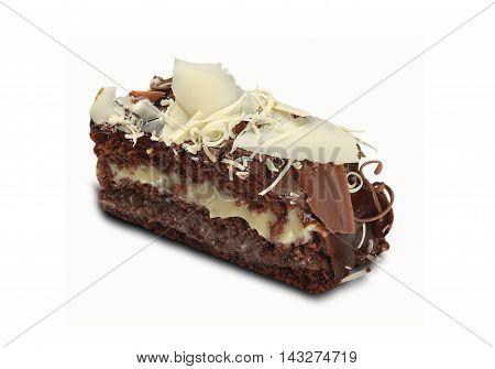 Brigadier Piece Of Cake And White Chocolate
