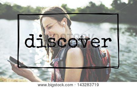 Discover Escape Yolo Travel Concept