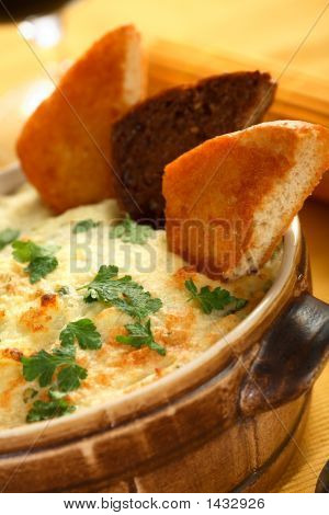 Cheese And Potatoes Casserole