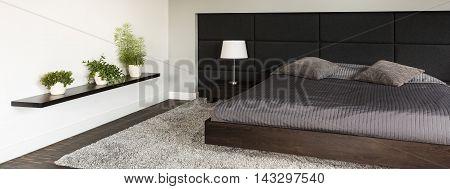 Minimalism In Bedroom Interior