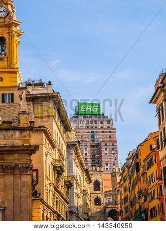 Piacentini Skyscraper (hdr)