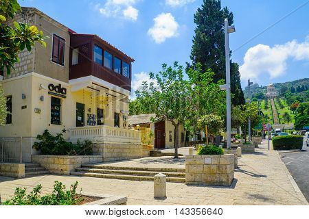 The Restored German Colony, Haifa