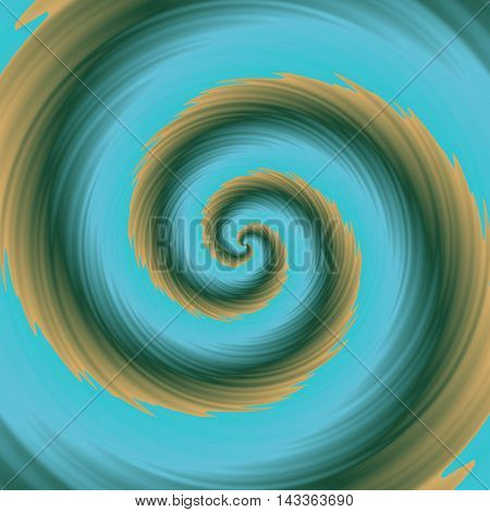 Psycho floral pattern generated texture abstract spiral