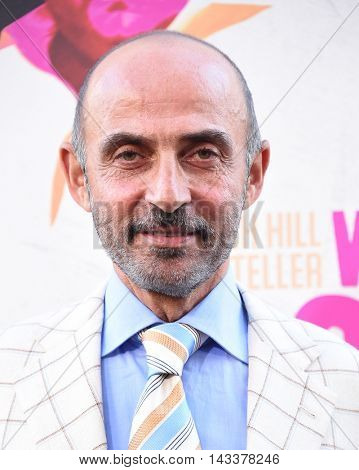 LOS ANGELES - AUG 15:  Shaun Toub arrives to the