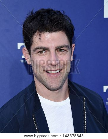 LOS ANGELES - AUG 08:  Max Greenfield arrives to the FOX Summer TCA Party 2016 on August 08, 2016 in West Hollywood, CA