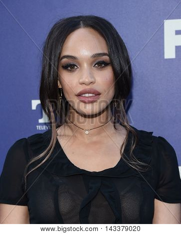 LOS ANGELES - AUG 08:  Cleopatra Coleman arrives to the FOX Summer TCA Party 2016 on August 08, 2016 in West Hollywood, CA