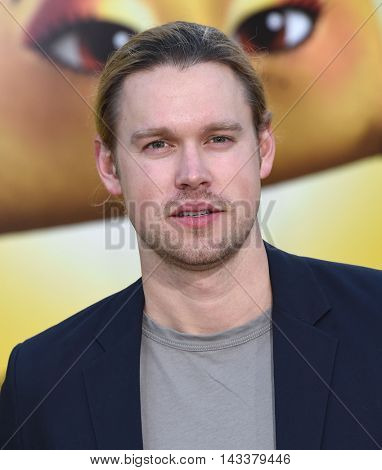 LOS ANGELES - AUG 09:  Chord Overstreet arrives to the