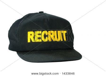 Recruit Ballcap