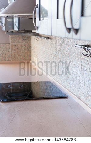 New Kitchen Worktop From Artificial Stone