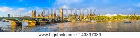 Westminster Bridge Hdr