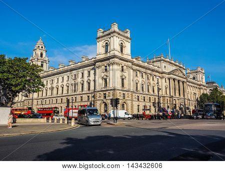 Hmrc In London (hdr)