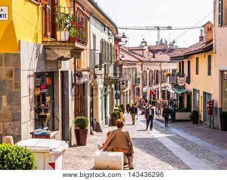Rivoli Old Town (hdr)