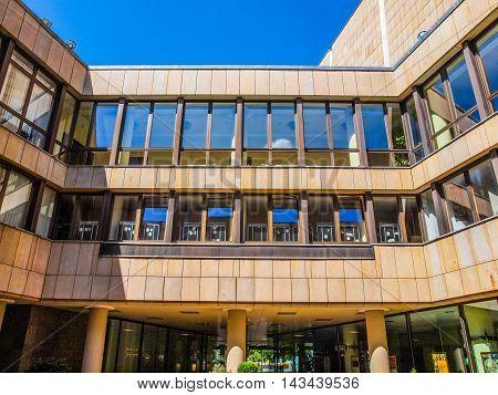 Gewandhaus Leipzig (hdr)