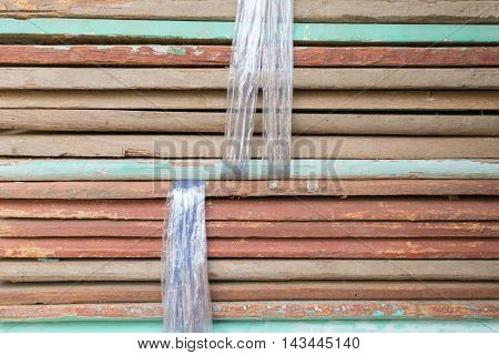 Slat Wood For Construction