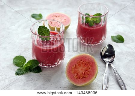 Guava  is common tropical fruits cultivated and enjoyed in many tropical and subtropical regions