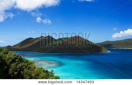 Leinster Bay On St John
