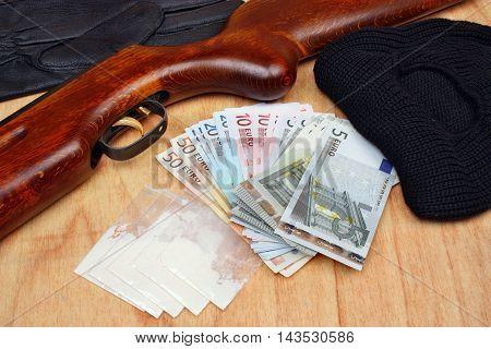 Things Bandit Criminal Drug Dealer