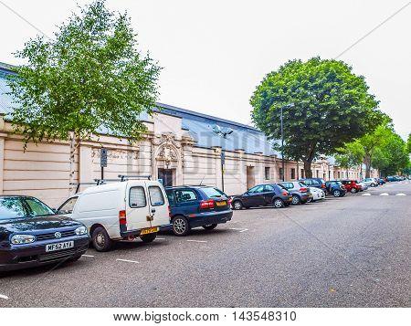 Bbc Maida Vale Studios (hdr)