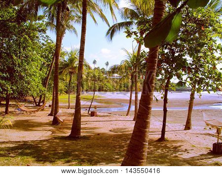 Image of Palm Beach San Diego located in Managua Nicaragua