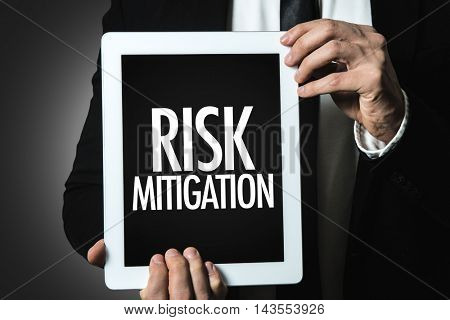 Risk Mitigation poster