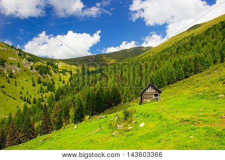 Cottage in the middle of beautiful mountains - Nockeberge, Carinthia, Austria